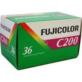 Fujifilm Fujicolor Kinofilm C200 135/36 1 kus