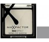 Max Factor Max Effect Mono Eye Shadow oční stíny 11 Silver Dust 3 g