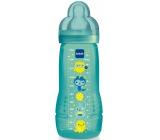 Mam Baby Bottle láhev V3 rychlý různé barvy a motivy 4+ měsíce 330 ml