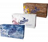 Linteo Papírové kapesníčky 2 vrstvé 150 kusů bílé