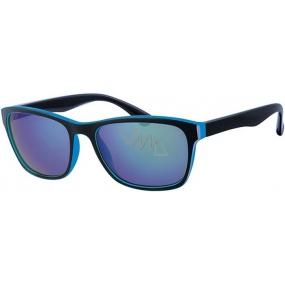 Nae New Age A40247 černomodré sluneční brýle
