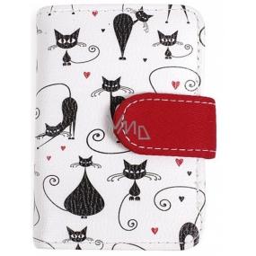 Albi Designová manikúra Kočky 6 dílná
