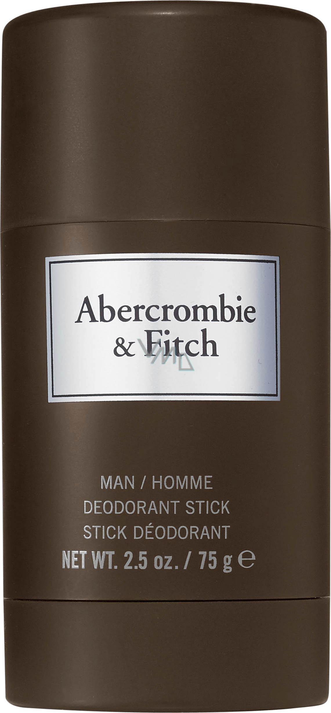 Abercrombie & Fitch First Instinct deodorant stick pro muže 75 g