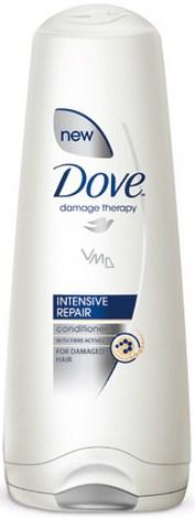Dove Intense Repair kondicionér pro obnovu poškozených vlasů 200 ml