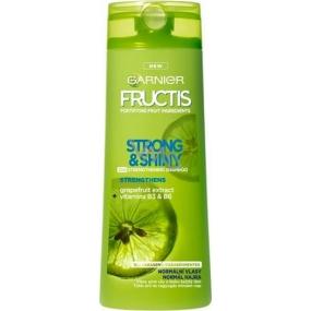 Garnier Fructis Strong & Shiny posilující šampon na normální vlasy 250 ml