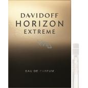 Davidoff Horizon Extreme parfémovaná voda pro muže 1,2 ml s rozprašovačem, Vialka