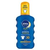 Nivea Sun Protect & Moisture OF30+ hydratační sprej na opalování 200 ml