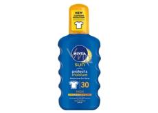 Nivea Sun OF30+ hydratační sprej na opalování 200 ml