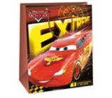 Ditipo Dárková papírová taška 26,4 x 12 x 32,4 cm Disney Cars, Extreme