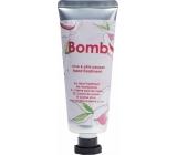 Bomb Cosmetics Růže a růžový pepř - Rose & Pink Pepper Přípravek na ruce v tubě 25 ml