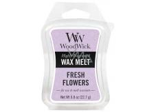 WoodWick Lilac - Šeřík vonný vosk do aromalampy 22.7 g
