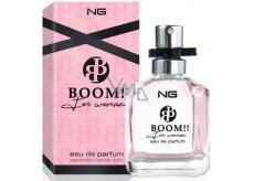 NG Boom!! Women parfémovaná voda pro ženy 15 ml