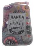Albi Skládací taška na zip do kabelky se jménem Hanka 42 x 41 x 11 cm