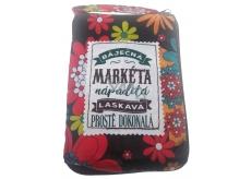 Albi Skládací taška na zip do kabelky se jménem Markéta 42 x 41 x 11 cm