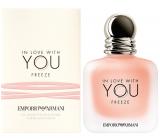 Giorgio Armani Emporio In Love with You Freeze parfémovaná voda pro ženy 100 ml