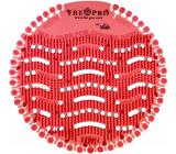 Fre Pro Wave 2.0 Kiwi a grapefruit vonné sítko do pisoáru růžové 19 x 20,3 x 1,9 cm 52 g 2 kusy