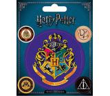 Epee Merch Harry Potter - Bradavice Sada samolepek 5 kusů