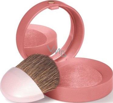 Bourjois Little Round Pot Blush tvářenka 74 Rose Ambré 2,5 g