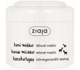 Ziaja Kozí mléko tělové máslo suchá a normální pokožka 200 ml