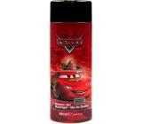 Disney Cars McQueen s vůní borůvky sprchový gel pro děti 400 ml