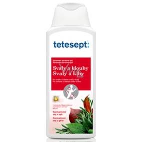 Tetesept Svaly a klouby Rozmarýn + Kafr sprchový gel 250 ml + Gelenk