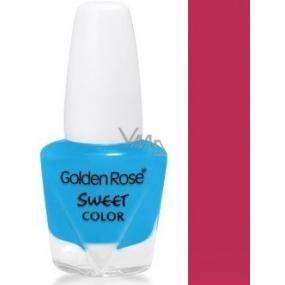 Golden Rose Sweet Color mini lak na nehty 38 5,5 ml