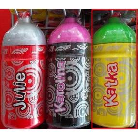 Nekupto Láhev pro zdravé pití s názvem Katka 0,5 l 1 kus