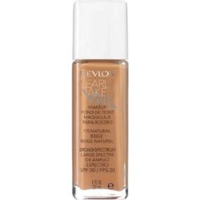 Revlon Nearly Naked make-up 170 Natural Beige 30 ml