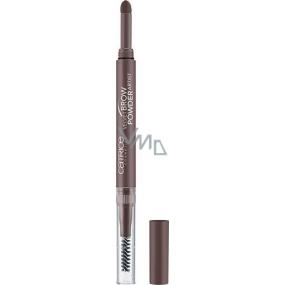Catrice Velvet Brow Powder Artist tužka na obočí 020 Brow Fashionista 0,45 g