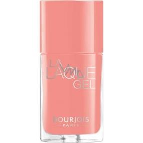 Bourjois La Laque Nail Polish lak na nehty 14 Pink Pocket 10 ml