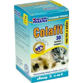 Dacom Pharma Colafit Dog and Cat pro psy a kočky 30 kostiček