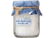 Bohemia Gifts & Cosmetics Jedlá hrubozrná mořská sůl 60 g