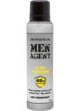 Dermacol Men Agent Total Freedom antiperspirant deodorant sprej pro muže 150 ml