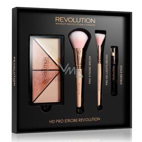 Makeup Revolution HD Pro Strobe Revolution sada na projasnění