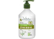 O Herbal Fresh Řebříček obecný jemný gel pro intimní hygienu 500 ml