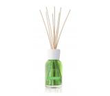 Millefiori Milano Natural Green Fig & Iris - Zelený fík a Kosatec Difuzér 250 ml + 8 stébel v délce 30 cm do středně velkých prostor vydrží min. 3 měsíce
