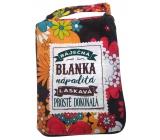 Albi Skládací taška na zip do kabelky se jménem Blanka 42 x 41 x 11 cm