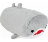 Albi Cestovní polštář Žralok 30 x 28 x 10 cm