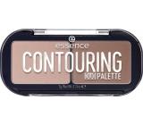 Essence Contouring Duo Palette konturovací paletka duo 10 Lighter Skin 7 g