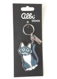 Albi Original Klíčenka PVC Kočka 11 cm