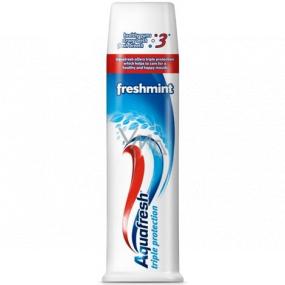 Aquafresh Triple Protection Freshmint zubní pasta 100 ml