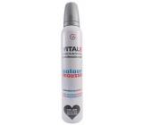 Vitale Exclusively Professional barvící pěnové tužidlo s vitaminem E Steel Grey - Ocelově šedá 200 ml