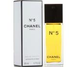 Chanel No.5 toaletní voda pro ženy 50 ml s rozprašovačem