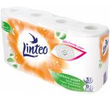 Linteo Care & Comfort toaletní papír 3 vrstvý 15 m 8 kusů
