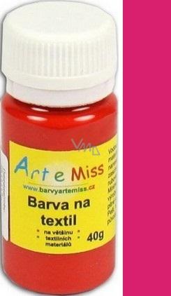 Artemiss Barva na textil 55 vínová 40 g