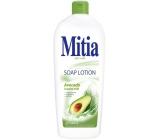Mitia Avocado in palm milk krémové tekuté mýdlo náhradní náplň 1 l