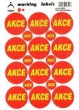 Arch Slevové etikety Akce 260-R