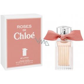 Chloé Roses de Chloé My Little toaletní voda pro ženy 20 ml