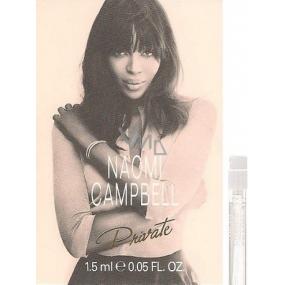 Naomi Campbell Private toaletní voda pro ženy 1,5 ml s rozprašovačem, Vialka