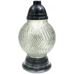 Z-Trade Lampa skleněná Velká 170 g 31 cm